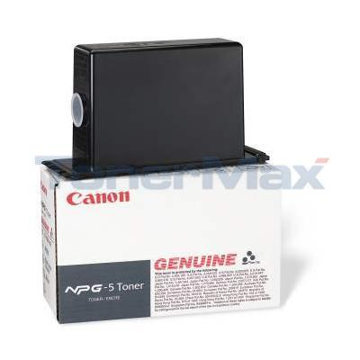 CANON NPG-5 TONER CART BLACK